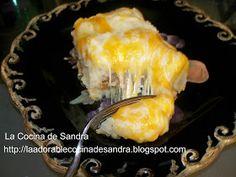 La Cocina de Sandra: Pastelón de Papas