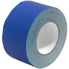 Gaffer's Tape - Blue - 3 inch