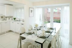 Morpeth dining kitchen