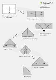Znalezione obrazy dla zapytania origami modułowe diagramy
