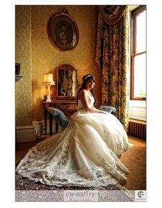 http://www.westonparkhospitality.com/ Weston Park:17th Century English Manor House Bride.  Photography by Crossfire Photography http://www.crossfirephotography.co.uk   Lancashire #Wedding Photographers.  Please do not crop or remove watermark.   © Copyright Crossfire Photography 2013
