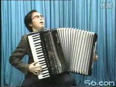 I just died a little Best Accordion Ever : China's Accordion Master Yang Play. Accordion Sheet Music, Clarinet, World Music, Musical Instruments, Musicals, Bridge, Romantic, China, Songs