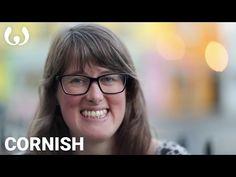 WIKITONGUES: Elizabeth speaking Cornish - YouTube