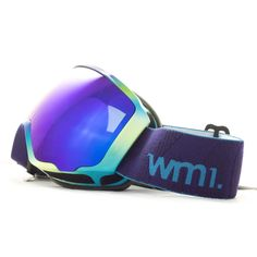 fa5ee76c5f50 Anon WM1 Women s Snow Goggle in Australis design New Goggles