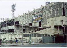 Polo Grounds Photo - New York Giants 1958 New York Stadium, New York Football, Stadium Tour, Yankee Stadium, New York Giants, Giants Football, Football Team, Baseball Park, Sports Baseball
