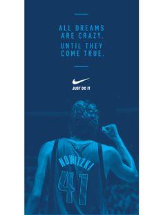 #JustDoIt #Dirk