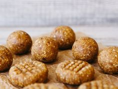 peanut/almond butter cookies with oats or quinioa