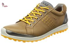 Ecco Mens BIOM Hybrid 2 - Chaussures de golf pour homme (Composite) Couleur: multicolore: Taille: 46 - Chaussures ecco (*Partner-Link)