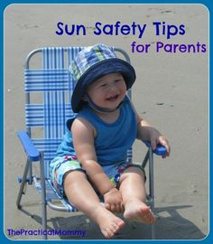 Learn how to keep you and your family safe from sunburn and skin damage caused by the sun.