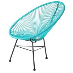 Acapulco Lounge Chair - Blue