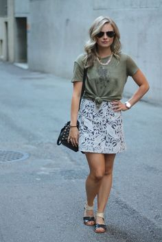 ANDREA CLARE  blog - transitional outfit