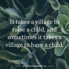 it takes a village to raise a child, and sometimes it takes a village to have a child. Canadian Fertility Consulting. Surrogacy. Surrogacy in Canada. Infertility. Egg donor. Egg Donation. Birth. Intended Parents. Surrogate.