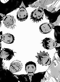 manga mangacap manga cap tsukishima kei kageyama tobio hinata shouyou Haikyuu!! Yamaguchi Tadashi Nishinoya Yuu Koushi Sugawara tanaka ryuunosuke asahi azumane daichi sawamura