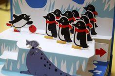 10 P'tits Pingouins – hélium éditions