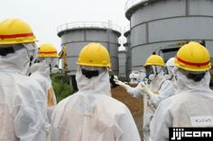 (Update) TEPCO Reports Radiation Levels of Up to 1,800 Millisieverts.       Tokyo, Aug. 31 (Jiji Press)--Tokyo Electric Power Co. said Saturday that it confirmed radiation levels of up to about 1,800 millisieverts per hour during the day's inspections of water storage tanks at its crippled Fukushima No. 1 nuclear power plant.      Exposure to the reported maximum level of radiation for four hours will kill human beings.