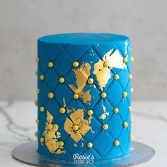 Creative Cake Decorating, Cake Decorating Videos, Birthday Cake Decorating, Cake Decorating Techniques, Unique Birthday Cakes, Unique Cakes, Happy Birthday Cakes, Fondant Cupcakes, Cupcake Cakes