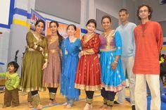 TTE and Chhandam Toronto at Durga Pujo Toronto