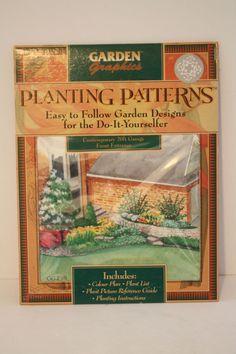 Planting Patterns Garden Design Contemporary 20ft Garage Entrance Picture Guide #GardenGraphics