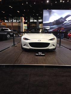 New Mazda Miata