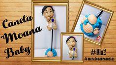 Caneta Moana Baby - DIY #Dia2 #maratonadecanetas