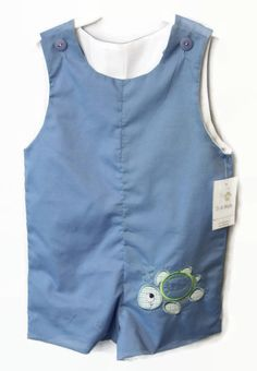 Items similar to Baby Shortalls Childrens Shop, Cool Baby Clothes, Jon Jon, Baby Boy Outfits, Toddler Boys, Baby Shop, Blouse Designs, Turtle, Cotton Fabric