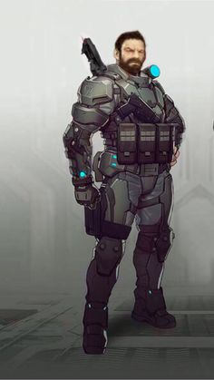 Human, soldier