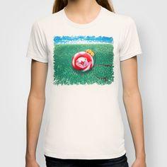 New Year Ball T-shirt by Maria Bozina - $22.00