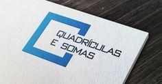 PUBLITESTE - Quadrículas - Logótipo  É com muito prazer e orgulho que apresentamos o logótipo da Quadrículas e Somas.   Saiba mais em  https://publimix.pt/teste/2017/06/21/quadriculas-logotipo/ Visite o nosso site: https://publimix.pt