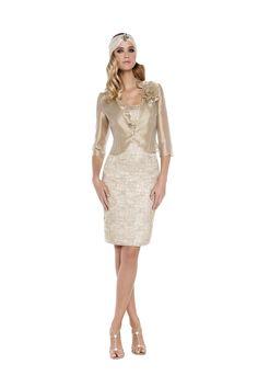 1150153 (Vestido de Madrina). Diseñador: Sonia Peña. ...