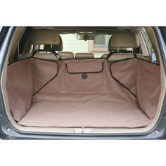 Protect your SUV's cargo area from nail scratches, hair shedding and lets face it slobber and drool! This quilted cargo cover also makes a great area for pets to sleep or travel in. This cargo cover also Includes a handy pocket for storage of l. Vw Routan, Pet Dogs, Dogs And Puppies, Pet Carriers, Dog Accessories, Dog Bed, Dog Life, Pet Care, Puppy Love