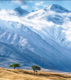 Winter is coming by Ahmet Doğan (Bishkek, Kyrgyzstan)