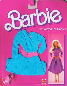 1985 B ACTIVE FASHIONS #2181