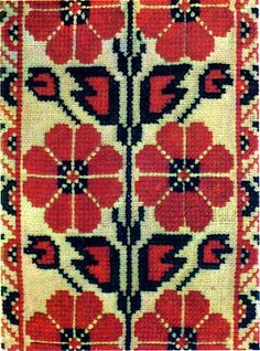 Hello all. Today I want to finish an analysis of the costume of West Polissia, Specifically the northern parts of Volyn' and Rivne Oblas. Embroidery Applique, Embroidery Patterns, Stitch Patterns, Folk Clothing, Ukrainian Art, Needlepoint Designs, Textiles, Needle And Thread, Ceramic Art