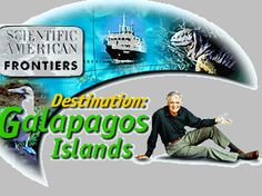 Cyber field trip to the Galapagos Islands!