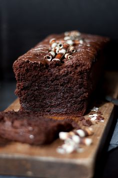 Probably best chocolate cake in the world - creme fraiche instead of buttermilk or sour cream