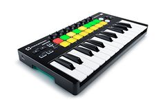 Launchkey Mini MK2 teclado controlador MIDI USB Novation