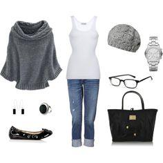 <3 I'd wear Wide Leg Trouser Jeans & Black Croco pumps (or embellished flats)