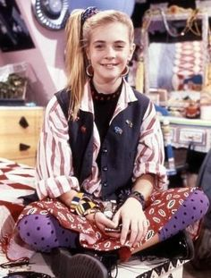 Me tooo!! fantastically 90s.  i wanted to be Clarissa when i was 10