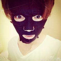 #Luhan #exo #weibo update