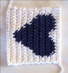 PART 1: Intarsia Crochet Basic, is now available. This page takes you through all the basics. However, there is more to really take this skill to new levels. START HERE. At the bottom of this page you'll see the link for the FREE DOWNLOAD. It includes this little heart pattern to get you started. http://www.moms-crochet.com/intarsia-crochet-basic.html