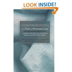Companioning at a Time of Perinatal Loss: A Guide for Nurses,Physicians,Social Workers,Chaplains and Other Bedside Caregivers