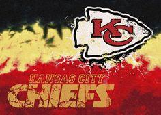 Kansas City Chiefs Rug NFL Team Fade