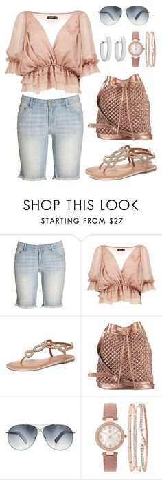 """""""Untitled #1476"""" by gallant81 ❤ liked on Polyvore featuring Boohoo, Dorothy Perkins, nooki design, Tom Ford, INC International Concepts and IBB"""