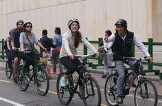 Rutas en bicicleta por la Candelaria | Bogotá D.C., Colombia