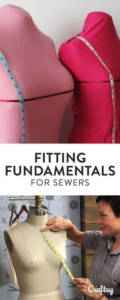 Learn everything from hemming to tailoring patterns to fit your body with this downloadable guide.