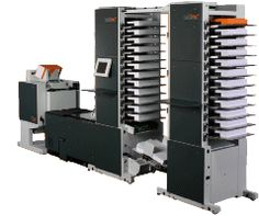 Watkiss DigiVAC Collating and Finishing System