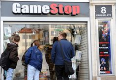 GameStop Quarterly Revenue Misses on Weak Video Game Sales