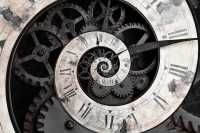 Numerology can help you discover how your past lives impact your present. Learn how to calculate your past life number to discover more. Clock Tattoo Design, Tattoo Designs, Phantom Time Hypothesis, Bussola Tattoo, Caveira Mexicana Tattoo, Spirit World, Abstract Photos, Numerology, Time Travel