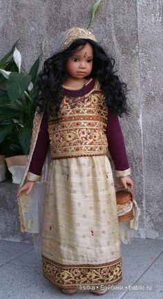Arya / Коллекционные куклы Angela Sutter