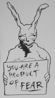 I am not a great fan of Donnie Darco, but I kind of agree with this sentence.